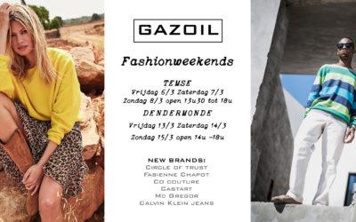 Fashionweekends @Gazoil